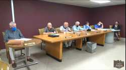 Village of Solvay Special Board Meeting Sept 15th, 2021
