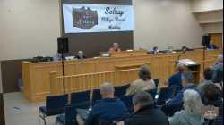 Village of Solvay Regular Board Meeting Sept 28th 2021