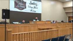 Village of Solvay Special/Budget Board Meeting Marth 30th 2021